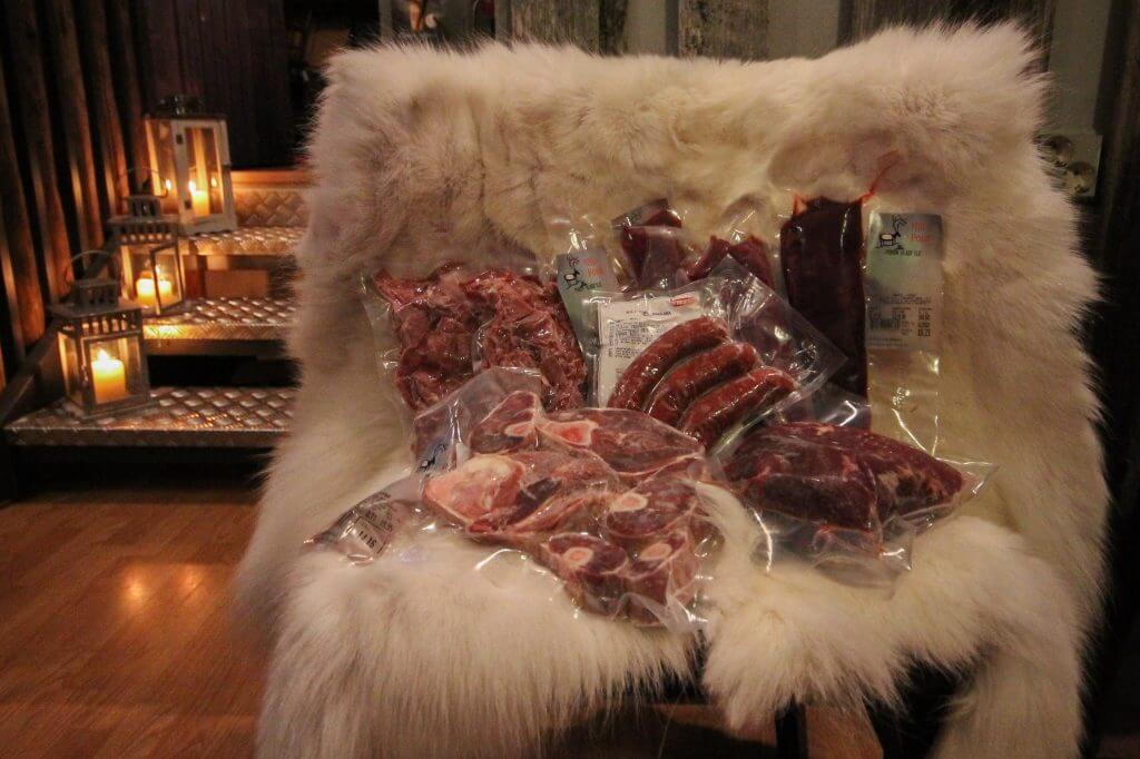 Reindeer Meat Products